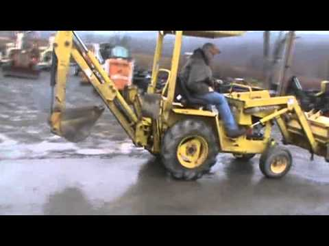 Terrimite T5C Tractor Loader Backhoe 4in1 Bucket Honda GX620 V Twin For Sale Mark Supply Co