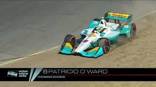 HIGHLIGHTS: 2018 INDYCAR Grand Prix of Sonoma Saturday Qualifying