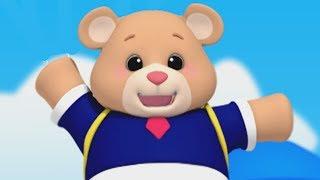 Luke & Lily - Teddy Bear Teddy Bear   Nursery Rhymes   Video For Kids