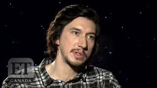Adam Driver Compares 'The Last Jedi' To 'The Force Awakens'