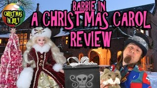 Barbie in A Christmas Carol Review