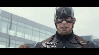 Kapitan Ameryka: wojna bohaterów - spot telewizyjny 2