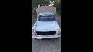 Peugeot 404 Bacher D'origine Année 1986 4000kms Collection à Oran En Algérie