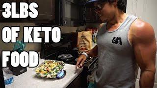 FULL DAY OF KETO EATING | THE KETOGENIC DIET | VLOG 27