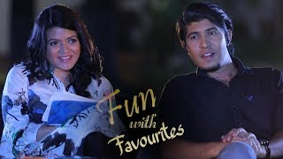 Fun With Favourites / Nabila With Tawsif Mahbub/Ep -11 On 26th March, 2019 On NEWS24