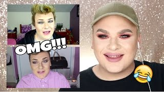 REACTING TO MY FIRST EVER YOUTUBE VIDEOS!   Michael Finch