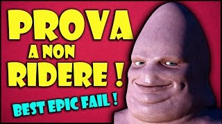PROVA A NON RIDERE ! Best Epic Fail COMPILATION ! | Awed™