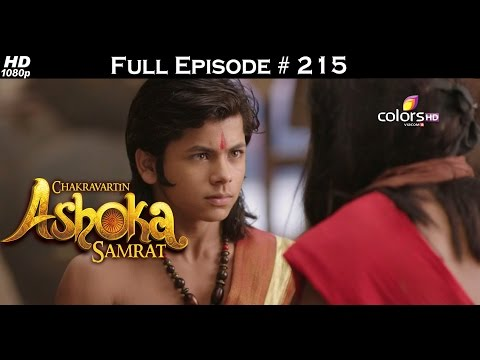 Chakravartin Ashoka Samrat - 24th November 2015 - चक्रवतीन अशोक सम्राट - Full Episode(HD)