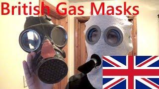 My British Gas Mask/Respirator collection