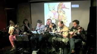 Paper Planes by the Brockley Ukulele Group at the Absolute Beginners Launch Party