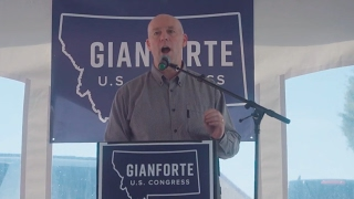 Republican Greg Gianforte 'body slams' Guardian reporter in Montana – audio