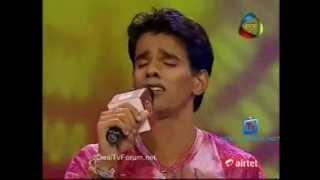 Arun Dev Yadav in Suron ka Maha Sangram (song: piya ke nagariya)