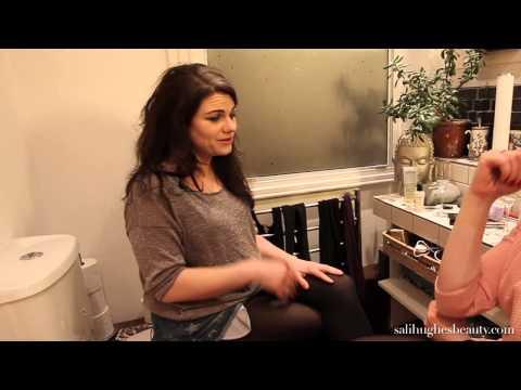 Sali Hughes: In the bathroom with Caitlin Moran Part 2