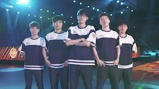 MSI 2017 Semifinal Teaser: SK Telecom T1 vs. Flash Wolves