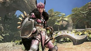 Monster Hunter: World - All 14 Weapon Types!