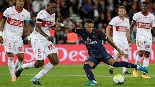 Aksi Memukau Neymar Bersama PSG 2017/2018 ● Skill Sakti Neymar Jr