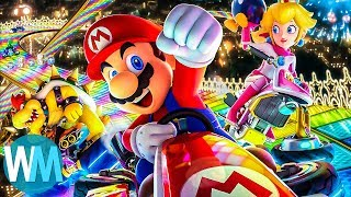 Top 5 Tips to Dominate at Mario Kart 8 Deluxe!