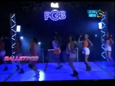El ballet de las chicas pgb