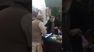 Receiving Silsala Qaderi