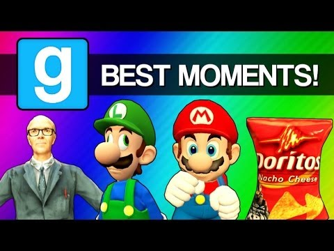 Gmod Best Moments Sandbox Prop Hunt Scary Maps Garry s Mod Funny Gaming Montage