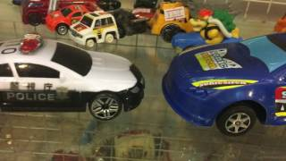 Police car toys with lights and sirens | Police Car Toys For Kids Toys For Boys