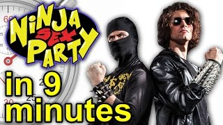 The History Of Ninja Sex Party (Feat. NSP) | A Brief History