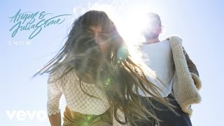 Angus & Julia Stone - Snow (Audio)