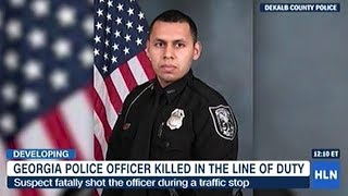 Police Officer Shot And Killed In Georgia!