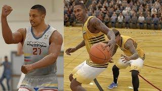 NBA Live 18 The One - Getting Fancy vs Jamal Crawford!