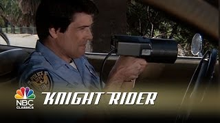 Knight Rider - Season 1 Episode 5 | NBC Classics