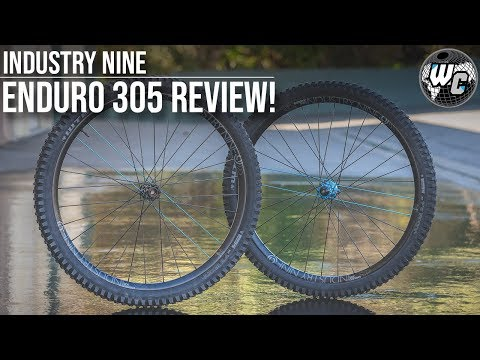Industry Nine Enduro 305 Wheelset - Garbage Or Gold?