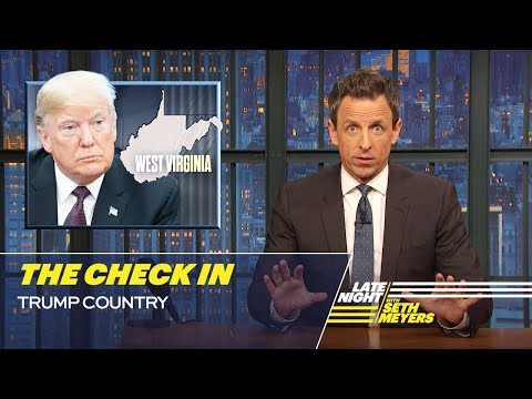 The Check In Trump Country