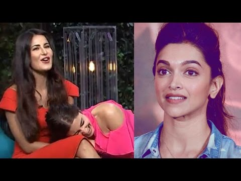 Xxx Mp4 Deepika Padukone REACTS To Katrina Kaif Episode On Koffee With Karan Season 5 3gp Sex