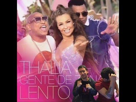 Xxx Mp4 Thalía Gente De Zona Lento REACCIÓN 3gp Sex