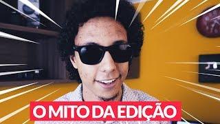 COMO SER O MITO da EDIÇÃO DE VÍDEOS!