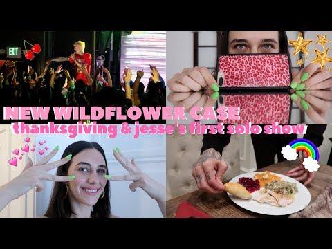 new wildflower case & jesse rutherford concert ;)~ devon lee carlson🌟