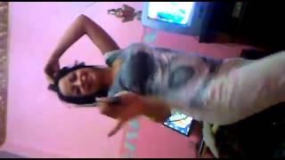 فيديو نااار - فضيحه رقص منزلي