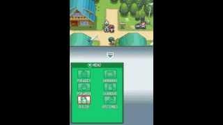 Pokémon Light Platinum DS: Arceus Hada y la Tabla Duende
