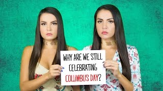 Why are we still celebrating Columbus Day?