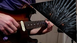 Game of Thrones (Metal Cover) with looper
