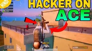 I Met A Pro Hacker In Pubg Mobile - Pubg Mobile Hackers Gameplay