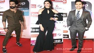 Awards 2017 l Kajol, Ajay Devgn, Alia Bhatt, Rani Mukerji and Parineeti Chopra at the HT Style Award