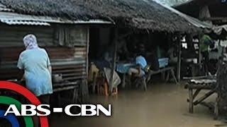 Bandila: Patuloy na pag-ulan, inaasahan sa Visayas, Mindanao