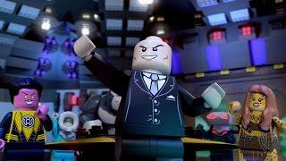 LEGO DC Comics Super Heroes: Justice League: Attack of the Legion of Doom -