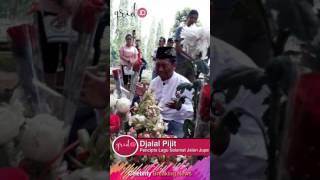 djalal pijit pencipta lagu and 39 selamat jalan jupe and 39 menangis hebat di makam julia perez
