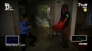 SNL 코리아 Korea 20131012 / 레지던트 이불 / resident evil parody