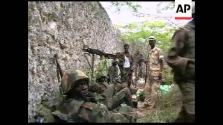 4:3 AU, government troops in sporadic exchanges with Al Shabab