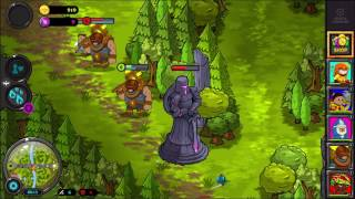 Mini Legends MOBA Game #1