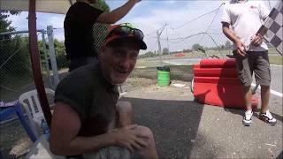 Kartodromo 7 Laghi - Castelletto di Branduzzo - PitBike Pitom Evo R