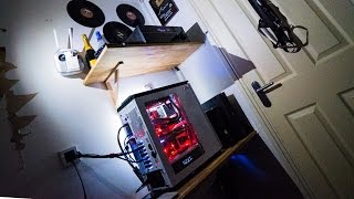 Rebuilding the Ultimate Gaming Setup: Part 1! The Computer ROOM!